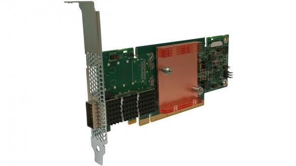 Omni-Path-Adapterkarte Host Fabric Interface (HFI)