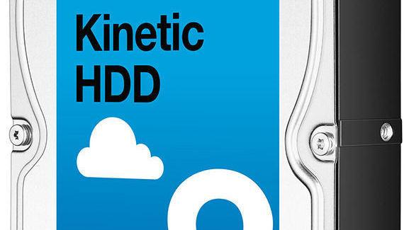 Seagate Kinetic HDD