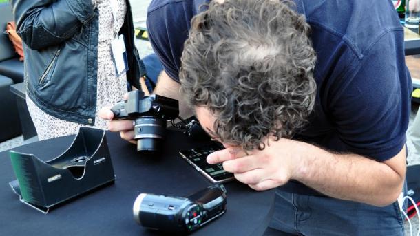 Sony Z5 Premium im Hands-on: Wenn 4K gar kein 4K ist