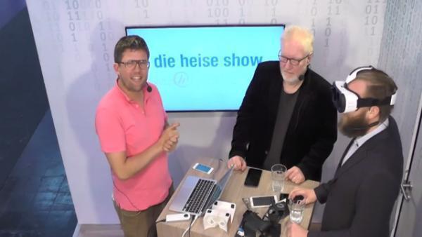 Die heise show: Live von der IFA 2015