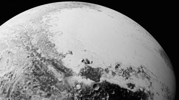 Panorama vom Pluto