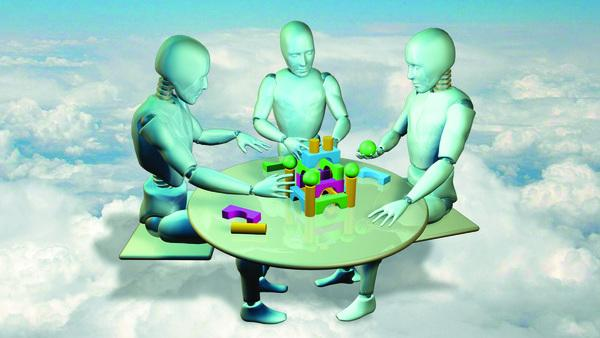 Groupware-Paket als Software-as-a-Service