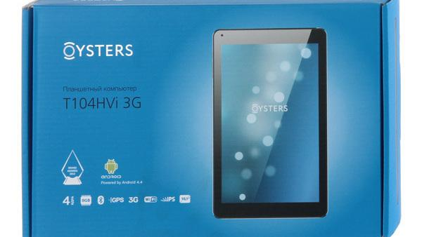 Android-Tablet Oysters T104HVi 3G