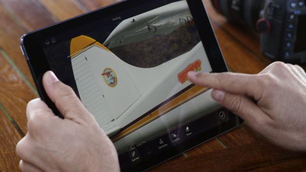 Photoshop Fix auf dem iPad