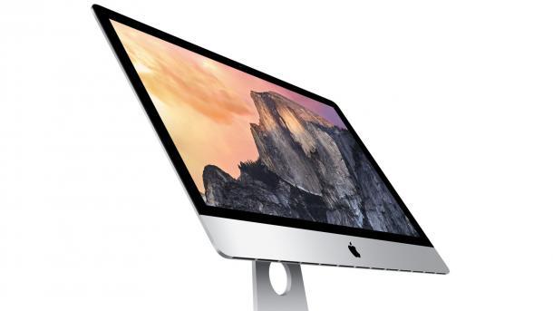 Neue 4K-iMacs angeblich nächste Woche