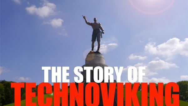 "Die Story des ""Techno viking"""