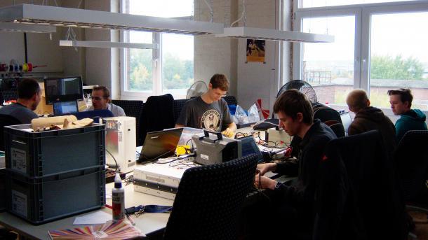 Warpzone Hackerspace Münster