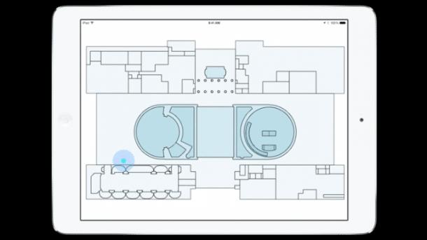 Indoor-Positionierung