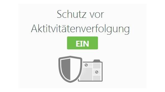 Firefox 42 blockiert Tracker