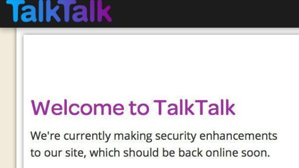 Talktalk-Website