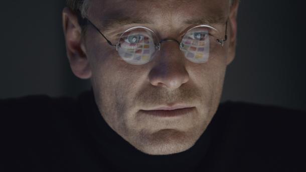 Fassbender als Steve Jobs
