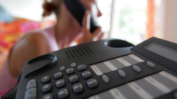 Telefon-Warteschleifen