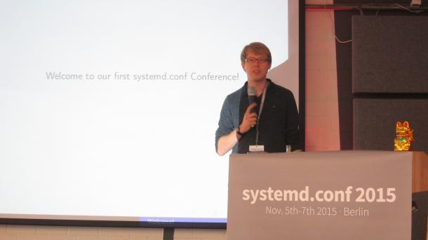 Linux: Kdbus soll universeller werden, Videos von Systemd-Konferenz
