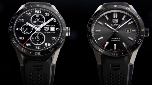 """TAG Heuer """"Connected"""""""