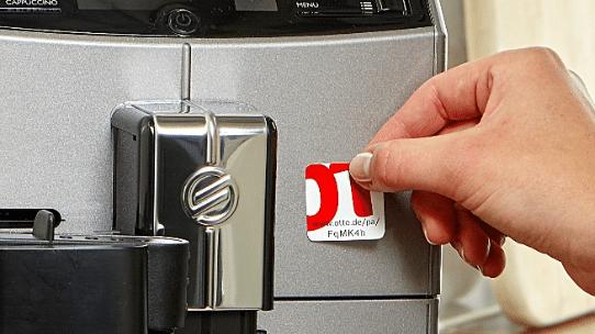 Otto Versand Testet NFC Aufkleber Als Produkt Assistenten