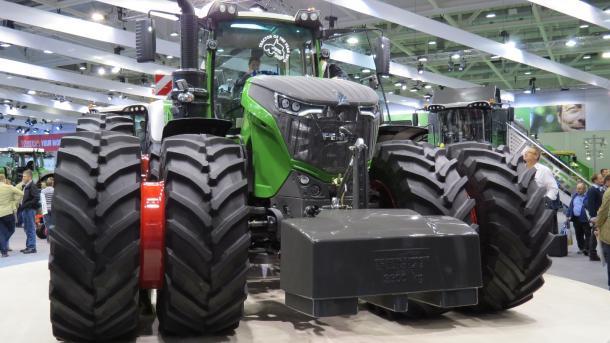 Agritechnica 2015: Hightech in der Landwirtschaft
