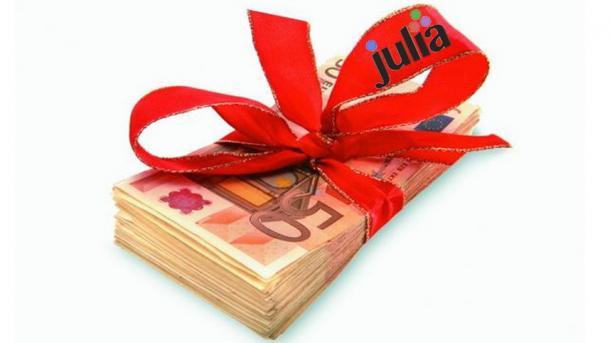 Finanzspritze soll Julia auf Release-Kurs bringen