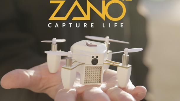 Entwickler der Zano-Drohne sind pleite