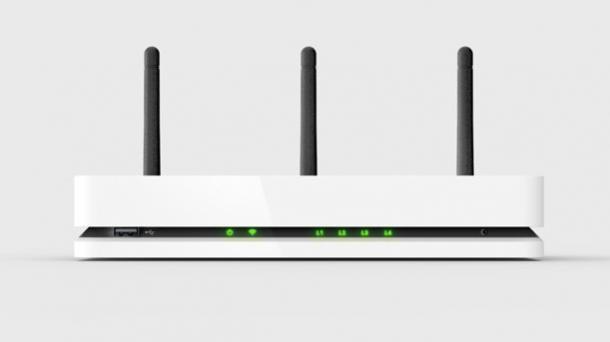 Turris Omnia Router