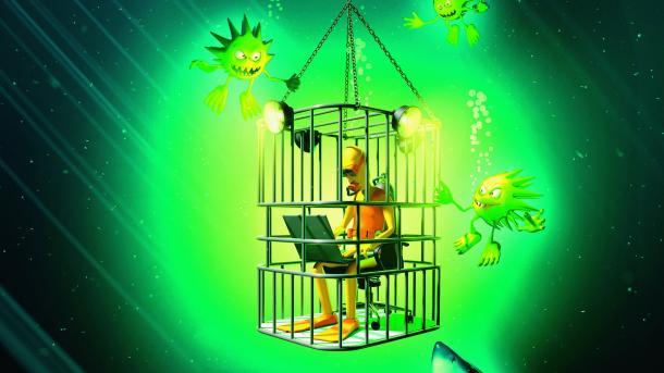 Windows Defender mit verstecktem Adware-Schutz