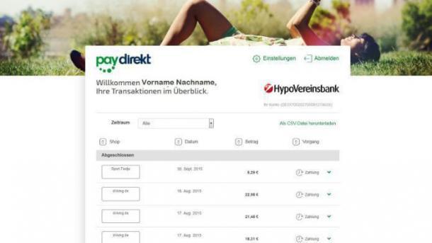 Paydirekt: Besser spät als nie?