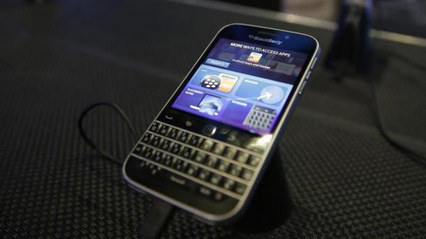 Das Blackberry Classic