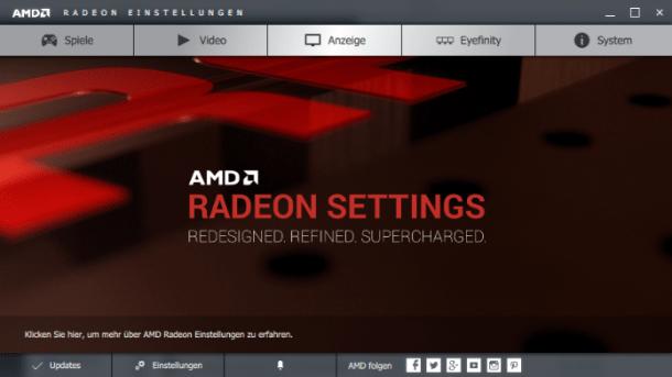 Radeon-Treiber Crimson: Update verhindert Überhitzung von Grafikchips