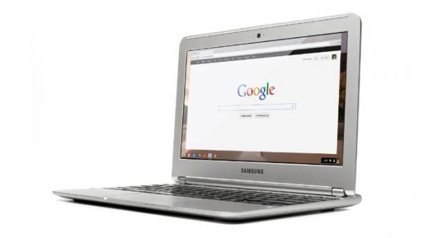 Chromebook-Modell von Samsung