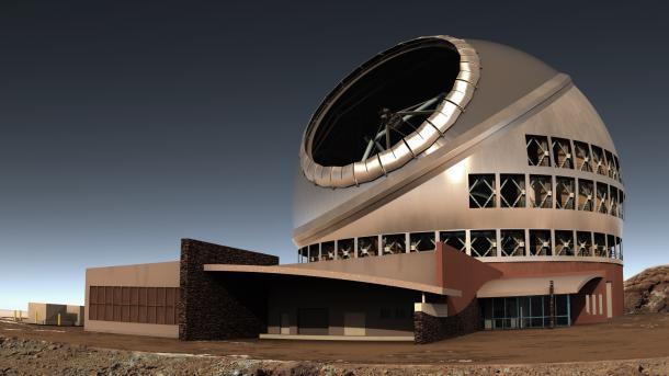 Thirte Meter Telescope: Gericht erklärt Baugenehmigung für ungültig