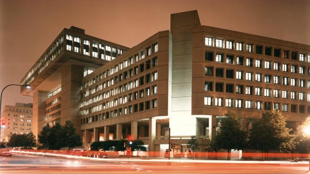 FBI-Zentrale in Washington D.C.