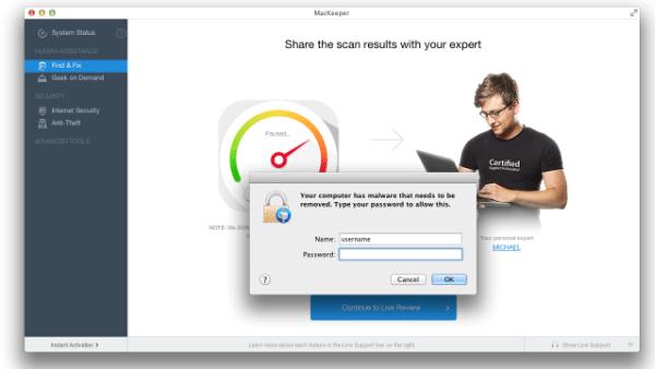 Sicherheitsforscher: Datenleck bei Mackeeper erlaubt freien Zugriff auf Nutzerdaten