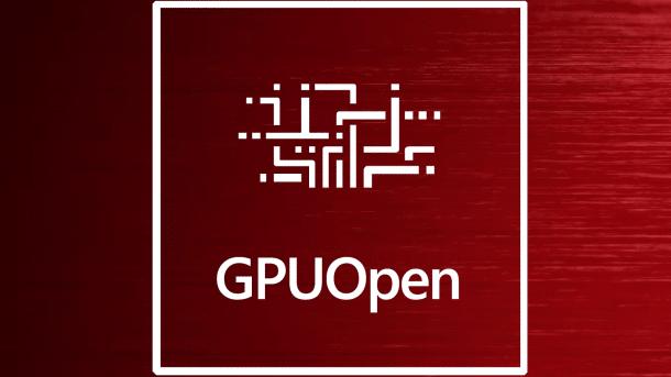 AMDs Open-Source-Initiative GPUOpen: Direkte GPUKontrolle und bessere Treiber