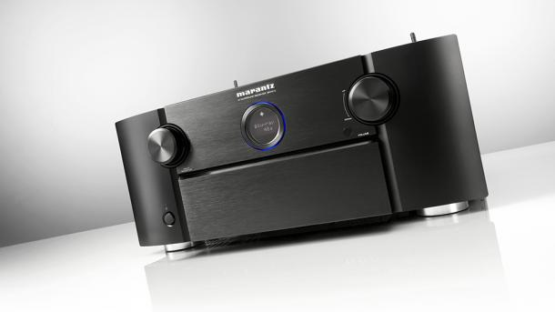 Rundum-Sound DTS:X: Marantz startet im Februar