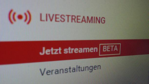 YouTube: Verwirrung um Live-Streaming in Deutschland