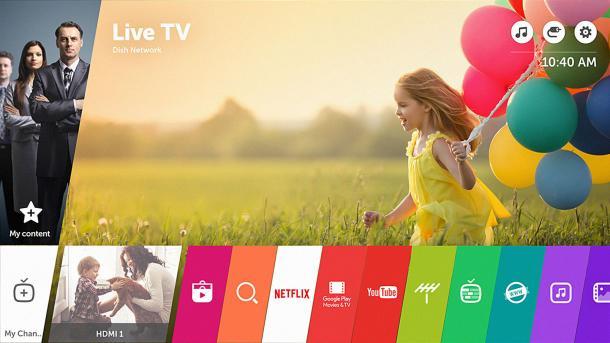 LG veröffentlicht WebOS 3.0 – für Fernseher