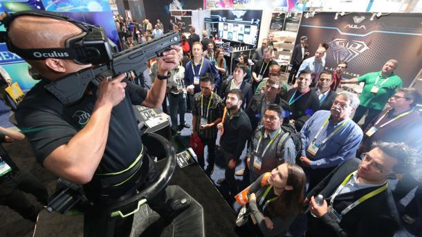 CES 2016: Las Vegas zelebriert die große Technik-Show