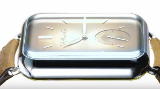Mechanischer Apple-Watch-Klon für 25.000 US-Dollar