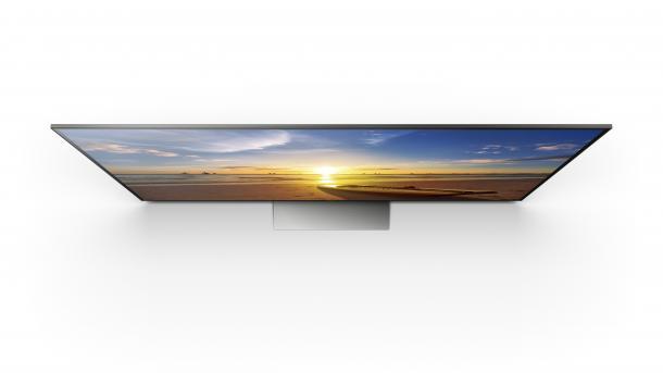 Sonys XD93 4K-Fernsehr mit Backlight