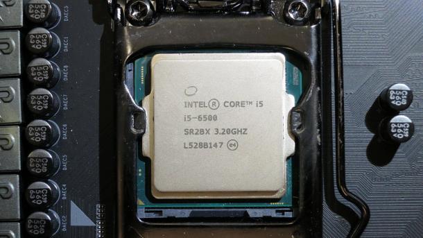 "Intel Core i5-6500 ""Skylake"""