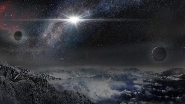 Heller als 500 Milliarden Sonnen: Supernova verblüfft Forscher