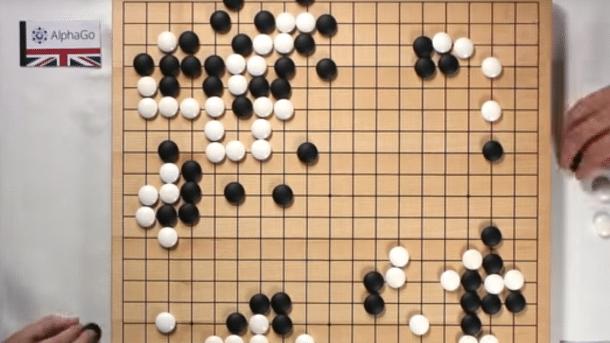 Google-KI schlägt menschlichen Profi-Spieler im Go