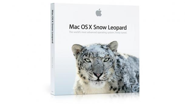 Patch: Apple fasst altes OS X Snow Leopard noch einmal an