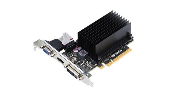 Nvidia GeForce GT 710: Günstige Grafikkarte fürs Büro
