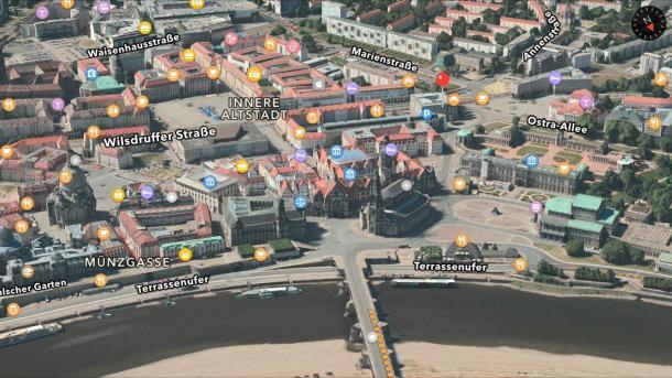 Flyover Apple Maps