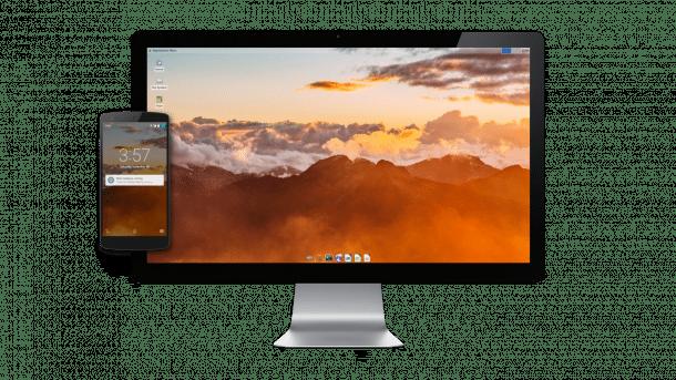 Maru Pc Desktop Im Android Handy Heise Online
