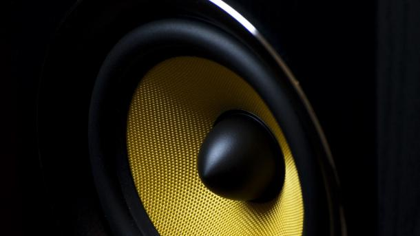 Musik, Lautsprecher, Urheber