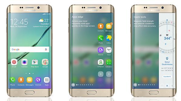 Samsung Galaxy S6 Und Edge Bekommen Update Auf Android 60