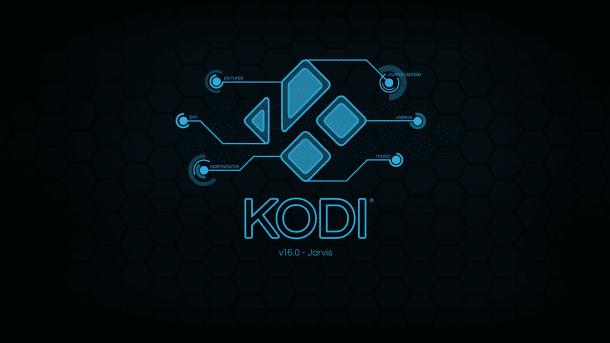 Freie Medienzentrale Kodi 16 ist fertig