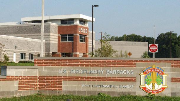 US Disciplinary Barracks Fort Leavenworth, Kansas