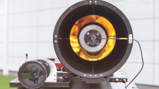 Fraunhofer IAF Quantenkaskadenlaser